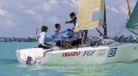 ISUZU FGF Sailing team